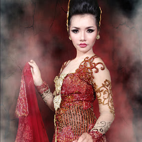 the princess by Farizal Syarifudin - People Fashion
