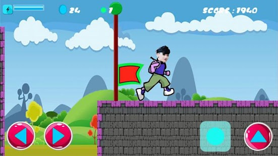 EXO Jump Games (Part 1) - screenshot