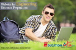 Website for Engineering Entrance Preparation