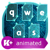 App High Tech Animated Keyboard 1.0.3 APK for iPhone