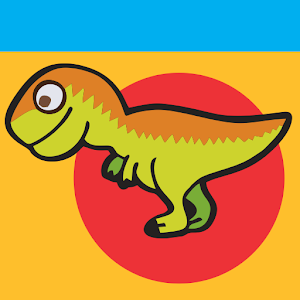 Dinosaur Baby Game: Rattle