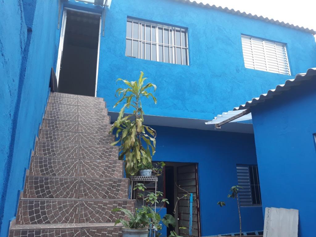 Casa / Sobrado à Venda - Vila Progresso (Zona Leste)