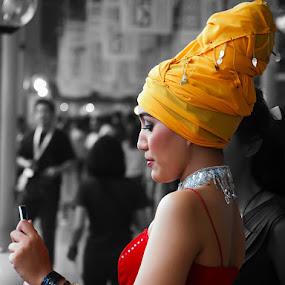 Colorfull by Aditya Nugraha - People Portraits of Women ( color, woman )