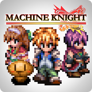 Cover art RPG Machine Knight