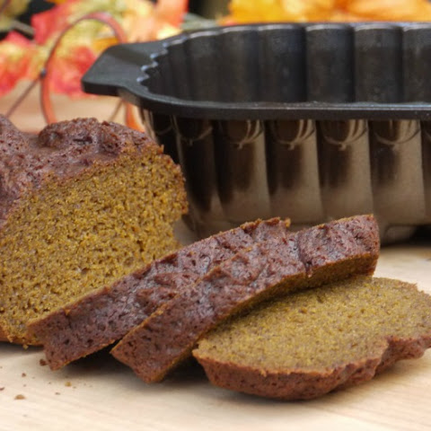 Old-fashioned Pumpkin Gingerbread
