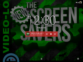 Screenshot of Video Podcatcher Deluxe