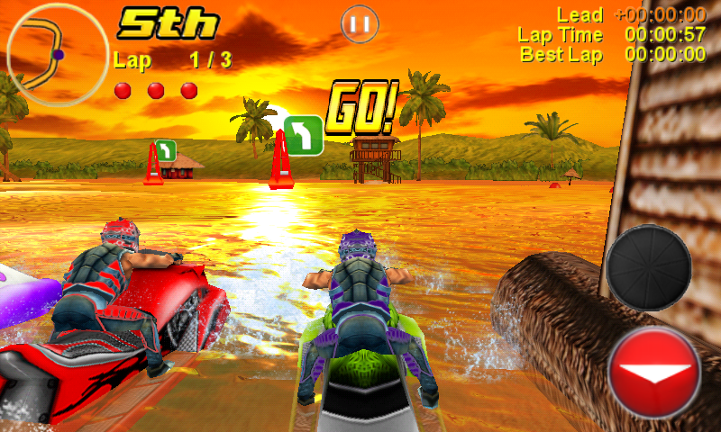 Aqua Moto Racing 2 Redux Screenshot 4