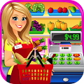 Supermarket Grocery Store Girl APK for Bluestacks