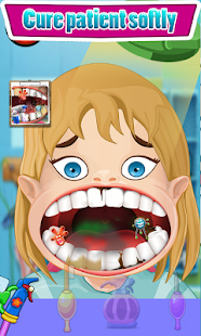 Scary Kids Dentist - screenshot
