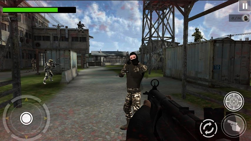 android Sniper Enemy Killer 2016 Screenshot 0