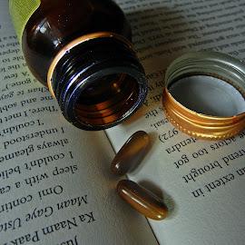 Pills... by Pradeep Kumar - Artistic Objects Still Life