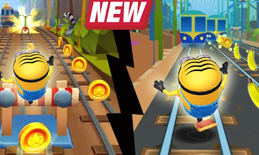 Game Subway Banana Run Surf APK for Windows Phone