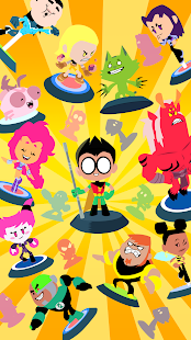 Teeny Titans – Teen Titans Go Screenshot