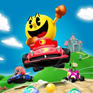 PAC-MAN Kar.. file APK for Gaming PC/PS3/PS4 Smart TV