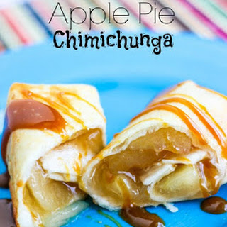Apple Pie Chimichunga