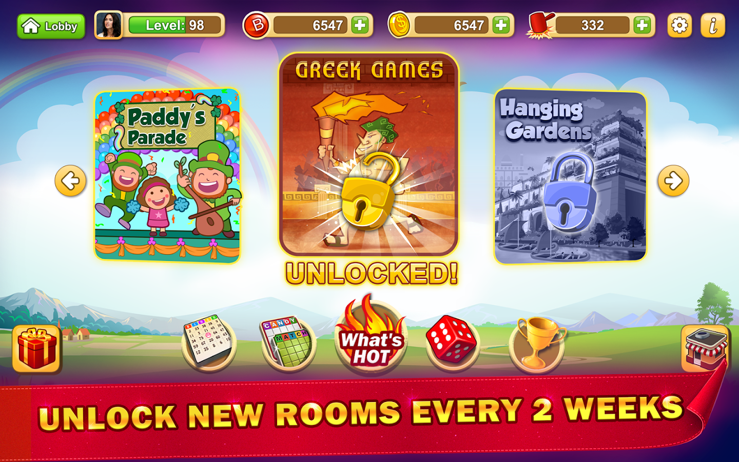 Bingo Bash Screenshot 8