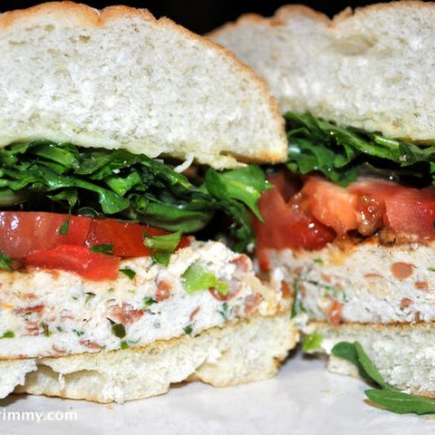 Weight Watchers Friendly Chicken Burgers