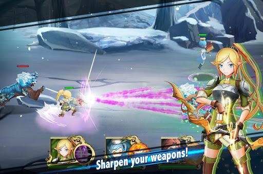 Hunter Age: The New Journey screenshot 4