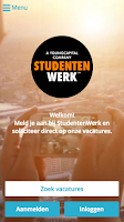 Screenshot of StudentenWerk