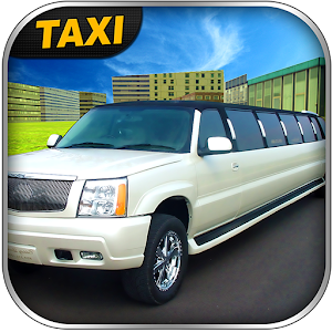 Cover art Crazy Limo Driver: Taxi 2017