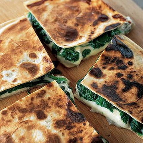 Blue Cheese Quesadilla