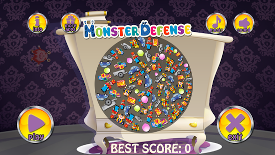Monster Defense - screenshot