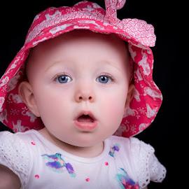 Isabella by Stuart Partridge - Babies & Children Babies ( isabella, baby, nikon )