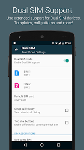 True Phone Dialer & Contacts- screenshot thumbnail