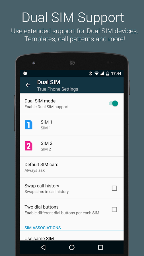 True Phone Dialer & Contacts Screenshot 6
