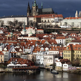 Prague by Ioana Laura - Landscapes Travel