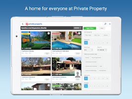Screenshot of Private Property