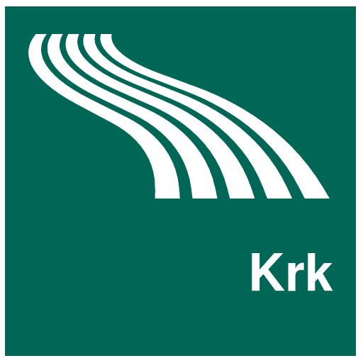 Android aplikacija Krk Map offline na Android Srbija