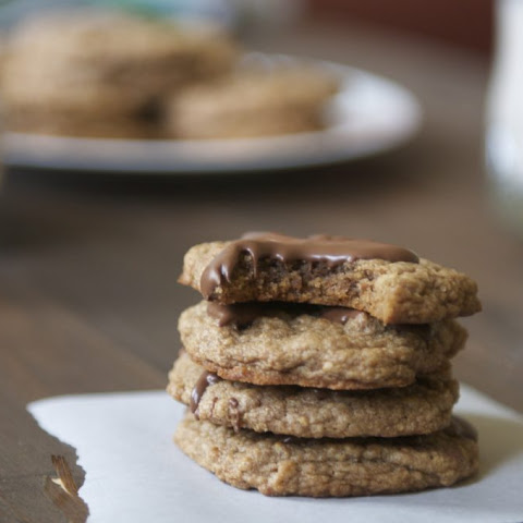 Soft n' Chewy Peanut Butter Cookies