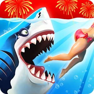 Hungry Shark World APK Cracked Download
