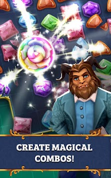 Beauty And The Beast By Disney APK screenshot thumbnail 4