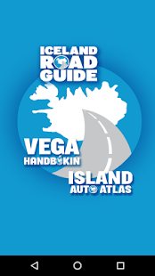 Iceland Road Guide - screenshot