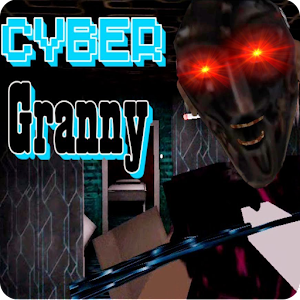 Horror Granny Is Cyber - Scary House For PC / Windows 7/8/10 / Mac – Free Download
