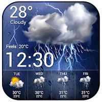 Accurate Weather Forecast For PC / Windows 7.8.10 / MAC