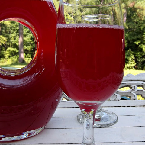 How to Make Fresh Cranberry Juice