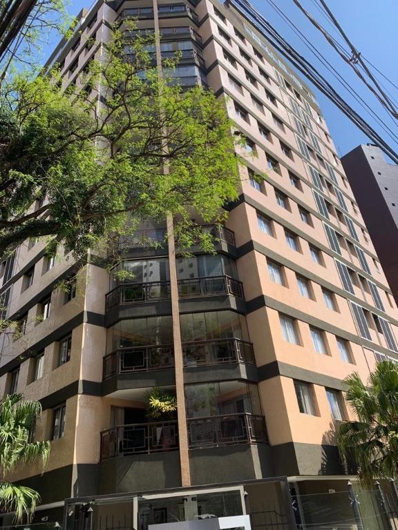 AP0301-ROM, Apartamento de 3 quartos, 198 m² para alugar no Batel - Curitiba/PR