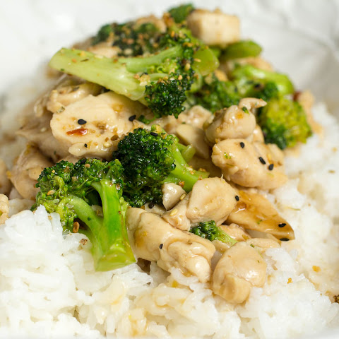 Honey Garlic Ginger Stir Fry Sauce