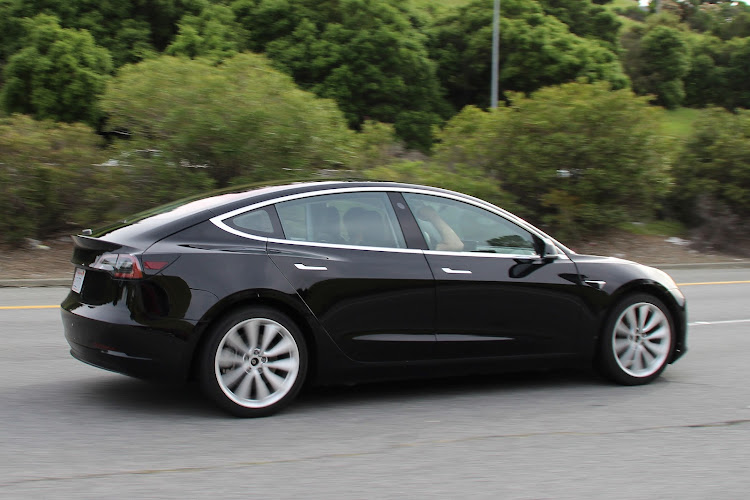 The Model 3 will be available in various models with a range of between 346km and 483km