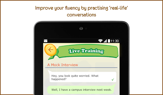 app learn english with englishleap apk for windows phone android