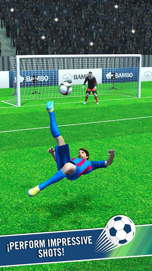Dream Soccer Star Screenshot