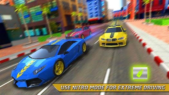 Taxi Driver 0D Simulator Spiel – Miniaturansicht des Screenshots