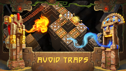 Lost Temple Maze - Escape from Labyrinth For PC