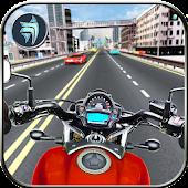 Download Highway Bike Racing Traffic Moto Racer APK to PC