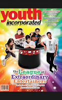 Screenshot of Youth Incorporated