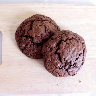 Double Chocolate Whole Wheat Buttermilk Scones