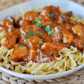 Chicken Stroganoff Paprika Recipes
